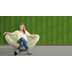 AS Création Mustertapete Simply Decor Tapete grün 959361 10,05 m x 0,53 m