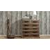 AS Création Mustertapete in Vintage-Holzoptik Dekora Natur, Tapete, cremeweiß 959142 10,05 m x 0,53 m