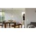 AS Création Unitapete Scandinavian Blossum, Vliestapete, beige, creme 298287 10,05 m x 0,53 m