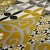 AS Création Vliestapete New Life Fliesentapete schwarz gelb anthrazit creme weiß 376841 10,05 m x 0,53 m