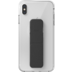 CLCKR Gripcase FOUNDATION for iPhone XS Max clear/black
