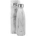 FLSK Isolierflasche 1000 ml White Marble + Neoprentasche