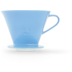 Friesland Kaffeefilter Gr. 4 Azurblau Porzellan