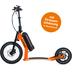 go!mate stæp ER1 PLUS Elektro Tretroller orange