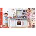 Hape Kinderküche & Zubehör Multifunktionale Spielküche