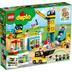 LEGO® DUPLO® Town 10933 Große Baustelle mit Licht und Ton