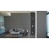 Livingwalls Mustertapete Elegance 2, Vliestapete, grau 936772 10,05 m x 0,53 m