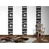 "Livingwalls selbstklebendes Panel \""Pop.up Panel\"", beige, grau, schwarz 942492 2,50 m x 0,35 m"