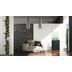 "Livingwalls selbstklebendes Panel \""Pop.up Panel\"", creme, grün, schwarz 943651 2,50 m x 0,35 m"