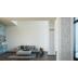 "Livingwalls selbstklebendes Panel \""Pop.up Panel\"", grau, metallic, weiss 942592 2,50 m x 0,35 m"