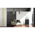 "Livingwalls selbstklebendes Panel \""Pop.up Panel\"", grün, weiss 942731 2,50 m x 0,35 m"