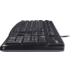 Logitech® Keyboard K120 for Business Whi