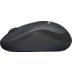 Logitech® Maus M220 Silent - Wireless - Optisch Anthrazit - 1000 dpi - 3 Tasten