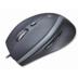 Logitech® Maus M500 - USB - Laser Schwarz - 1000 dpi - 7 Tasten