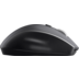 Logitech® Maus M705 - Wireless - Unifying - Laser Grau - 1000 dpi - 5 Tasten