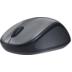 Logitech® Mouse M235 black, Maus optisch silber