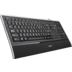 Logitech® Tastatur K740 Illuminated - USB Schwarz