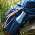 Lurch Isolier-Flasche 500ml pearl blue blau aus Edelstahl Thermoflasche hält bis zu 12 Stunden heiß / kalt
