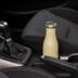 Lurch Isolier-Flasche 500ml pearl yellow gelb aus Edelstahl Thermoflasche hält bis zu 12 Stunden heiß/kalt