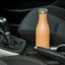 Lurch Isolier-Flasche 750ml pearl orange aus Edelstahl Thermoflasche hält bis zu 12 Stunden heiß oder kalt