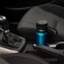 Lurch Outdoor Isolierflasche 500ml wasserblau aus Edelstahl hält bis zu 12 Stunden heiß / 24 Stunden kalt