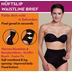 Miss Perfect Bauchweg Unterhose Figurformende Unterwäsche Seamless Miederhose Schwarz 2XL (46)