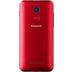 Panasonic KX-TU150 Dual-SIM, rot