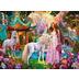 Ravensburger Glitter – Puzzle mit Glitzer - Im Reich der Blütenkönigin