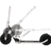 Razor A5 Air Scooter - Silber