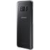 Samsung Clear Cover für Galaxy S8+, schwarz