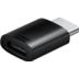 Samsung USB Typ-C auf Micro-USB Adapter black