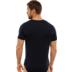 Schiesser Shirt kurzarm blauschwarz 4