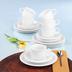 Seltmann Weiden Compact Kaffeeservice für 6 Personen 18-teilig