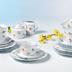 Seltmann Weiden Kaffeeservice 20-tlg. 2 Sonate 34032 bunt, blau
