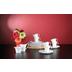 Seltmann Weiden Top Life Kaffeeservice für 6 Personen 20-teilig mit Zuckerdose & Milchkännchen