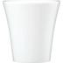 Seltmann Weiden Obere zur Cappuccinotasse 5243 0,25 l Meran weiß uni 6