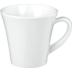 Seltmann Weiden Obere zur Kaffeetasse 5242 0,20 l Modern Life weiß uni 00006