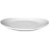 Seltmann Weiden Teller oval 5193 27 cm Modern Life weiß uni 00006