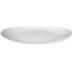 Seltmann Weiden Teller oval 5195 25 cm Modern Life weiß uni 00006