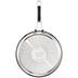 Tefal Jamie Oliver Premium Series Edelstahl Induction Wave Pfanne (Ø 28 cm) Edelstahl