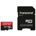 Transcend 8GB microSDHC, Class 10, UHS-I 400x