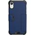 Urban Armor Gear Metropolis Folio Case, Apple iPhone XR, cobalt (blau)