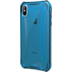 Urban Armor Gear Plyo Case, Apple iPhone XS Max, glacier (blau transparent)