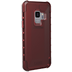 Urban Armor Gear Plyo Case, Samsung Galaxy S9, crimson (rot transparent)