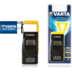 VARTA Batterietester 891 LCD Digital