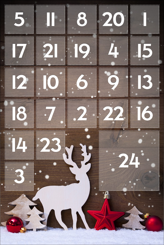 Hertie Adventskalender 2019
