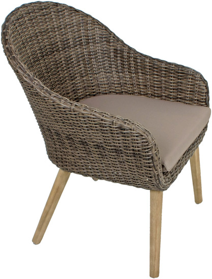 Bilder - Garden Pleasure Sofa & Stuhl Set PUEBLO, 3-teilig - (Bild 10)