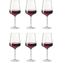Leonardo 6er Set Rotweinglas Puccini