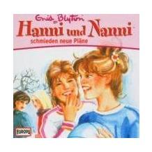 Hanni und Nanni 02 schmieden neue Pläne. CD Hörbuch