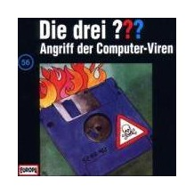 Die drei ??? 056. Angriff der Computer-Viren (drei Fragezeichen) CD Hörspiel